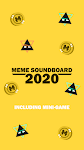 screenshot of Meme Soundboard 2020