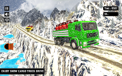Indian Truck Mountain Drive 3D screenshots 15