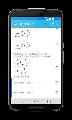 MalMath: Step by step solver 6.0.12 Screenshots 8