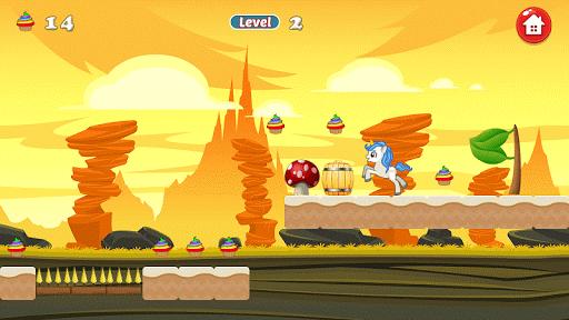 Unicorn Dash Attack: Unicorn Games screenshots 3