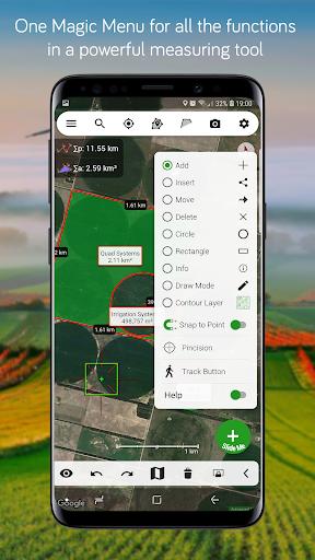 Measure Map Lite android2mod screenshots 3