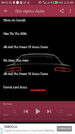 SDA (Seventh Day Adventist) Audio Hymns, Podcasts  screenshots 3