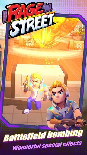 Rage Street - Shooting Game  screenshots 1