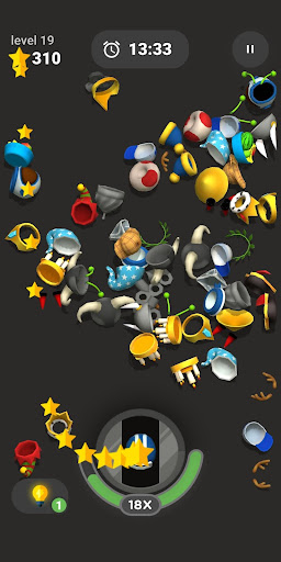 Merge 3D - Pair Matching Puzzle screenshots 9