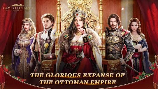 Game of Sultans MOD (Unlimited Diamonds/VIP) 2