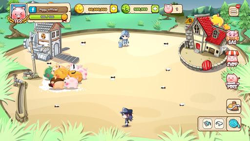 PIGGY เลี้ยงหมูกับเพื่อน apktreat screenshots 2