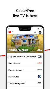 YouTube TV: Live TV & more 5.39.1