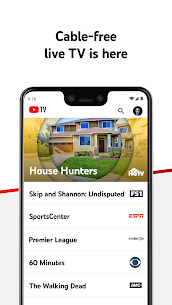 YouTube TV – Watch & Record Live TV 1