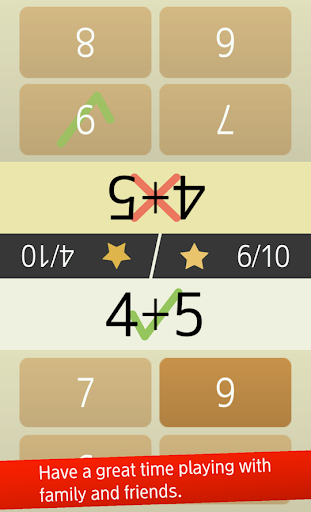 Mental arithmetic (Math, Brain Training Apps) 1.6.2 Screenshots 4