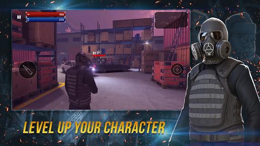 Armed Heist: TPS 3D Sniper shooting gun games  screenshots 12