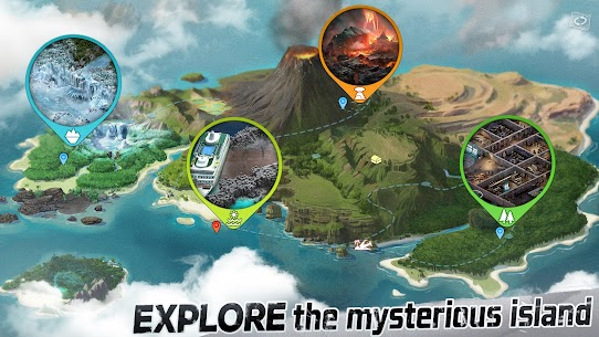 LOST in Blue(Global) MOD APK (Unlimited Lives, Equipment) 4