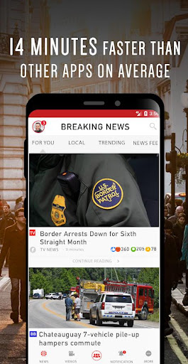 Canada Breaking News & Local News For Free 10.5.15 screenshots 2