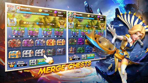 Age of Guardians - New RPG Idle Arena Heroes Games 1.0 screenshots 2