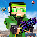 Battle Royale:FPS Shooter&Pixel Gun Battle Royale