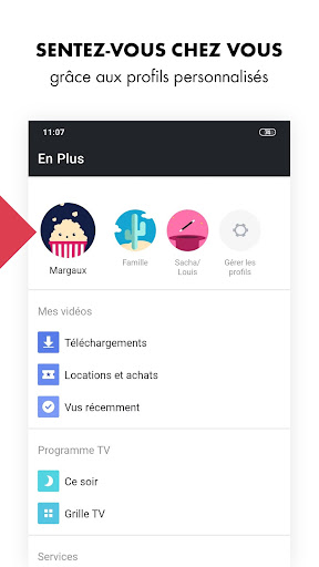 myCANAL, vos programmes en live ou en replay screenshots 5