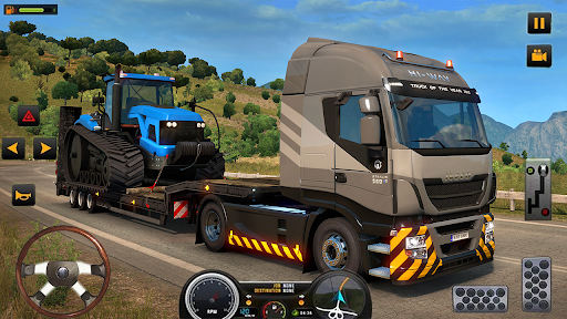 US Heavy Modern Truck: Grand Driving Cargo 2020  Screenshots 16