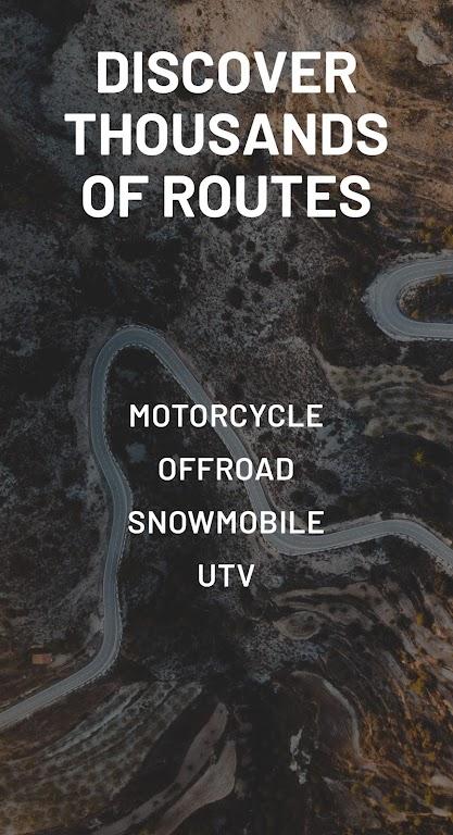 REVER: GPS, Navigation, Discover, Maps & Planner  poster 0
