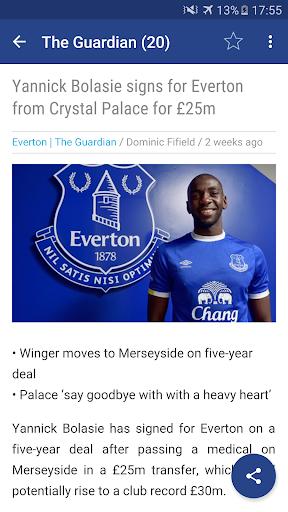 football news everton screenshot 3