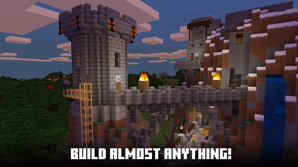 Minecraft  poster 1