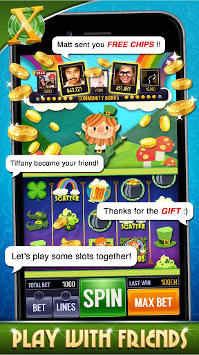 Casino X - Free Online Slots 2.92 screenshots 5