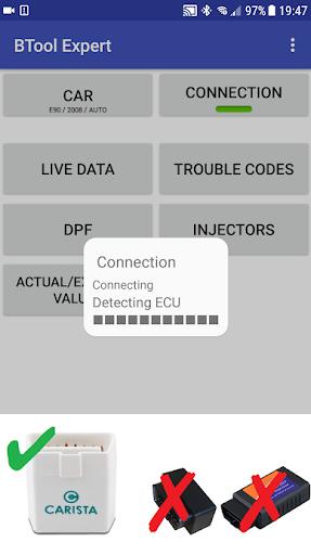 bimmer-tool (BTool) Lite 2.202-lite Screenshots 3