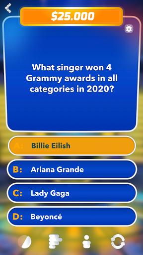 Millionaire 2021 - Trivia & Quiz 1.4 screenshots 6