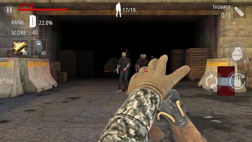 Zombie Fire 1.2.2 screenshots 2