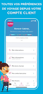 OUIGO u2013 La France u00e0 partir de 10u20ac en TGV ud83dude84 7.1.0 Screenshots 7