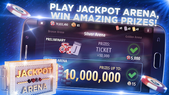 Poker Texas Holdem Live Pro 7.1.1 APK screenshots 9