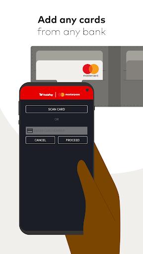 VodaPay Masterpass  Screenshots 2