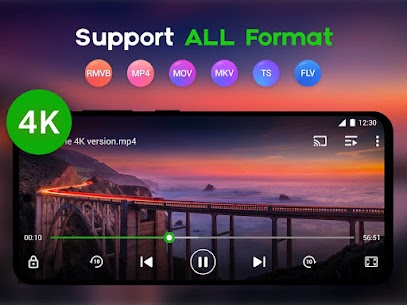XPlayer HD Media Player Mod 2.1.9.3 Apk [Unlocked] 1