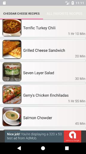 Cheese Recipes - food, healthy cheese recipes 1.3.4 screenshots 18
