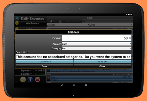 Daily Expenses 2: Personal finance android2mod screenshots 20