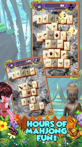 Mahjong Gardens: Butterfly World screenshots 6