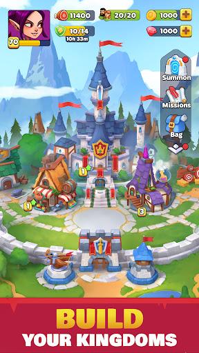 Portal Kingdoms: Match-3 RPG 1.0.3 screenshots 4