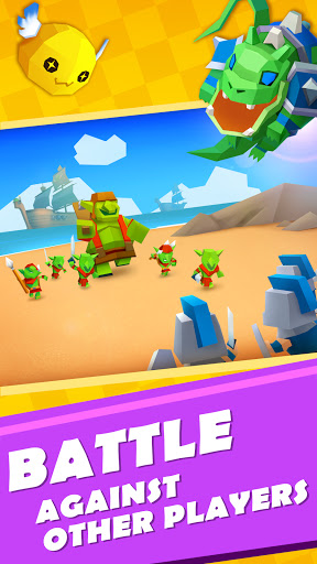 Pocket Battles - War Royale  screenshots 7