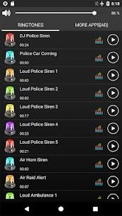 Loud Siren Ringtones 2