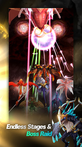 DragonSky : Idle & Merge Apkfinish screenshots 14