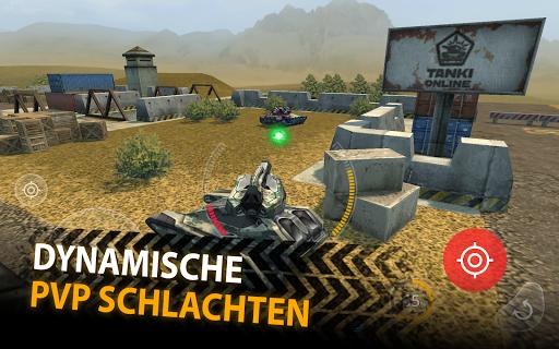 Tanki Online u2013 Multiplayer Panzer Aktion 1625550944 screenshots 3