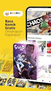 KOOMIK – Portal Berbagi Komik Indonesia 1
