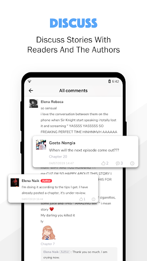 NovelToon - Read and Tell Stories in Indonesia apktram screenshots 5