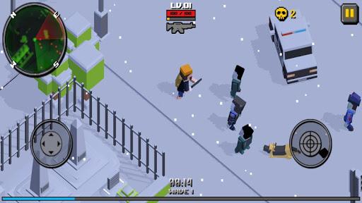 Pixel Zombie Frontier modavailable screenshots 7