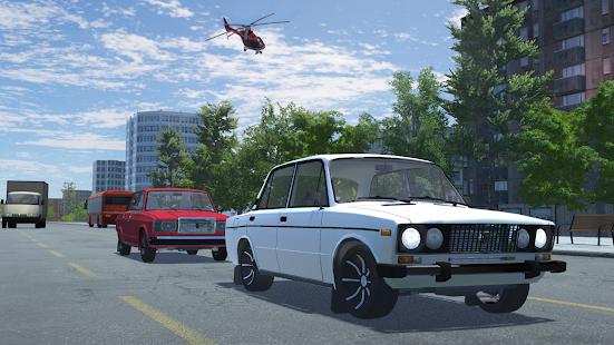 Russian Car Lada 3D apk