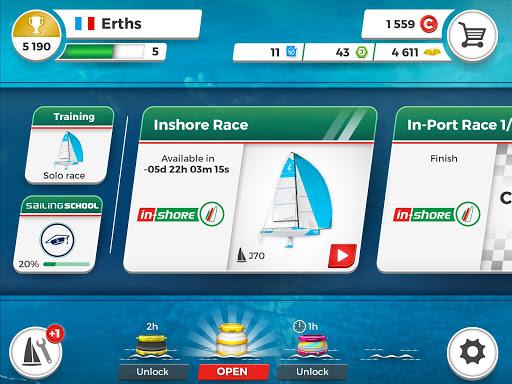 Virtual Regatta Inshore 3.0.4 screenshots 13
