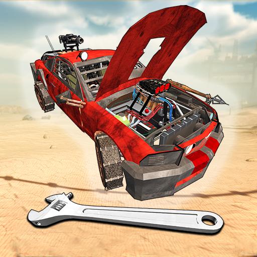 Fix My Car: Mad Road Mechanic - Max Mayhem!