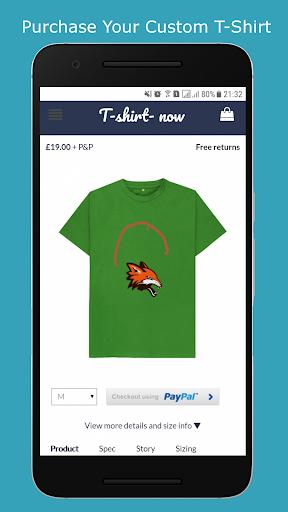 T-Shirt Design Studio  screenshots 3