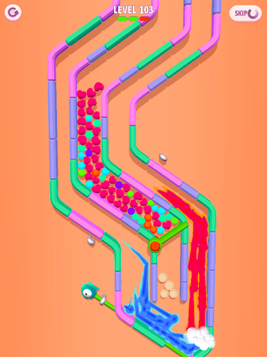 Pin Balls UP - Physics Puzzle Game  screenshots 15