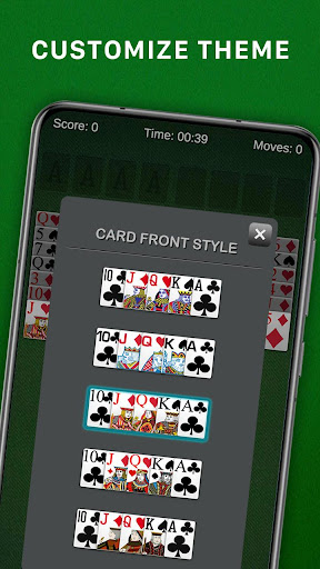 AGED Freecell Solitaire 1.1.11 screenshots 5