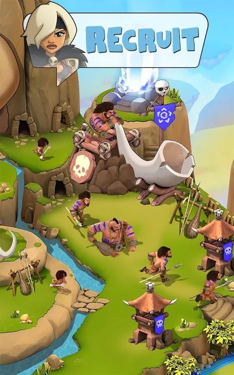 Brutal Age: Horde Invasion  poster 3