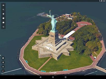 Google Earth APK **2021** 9